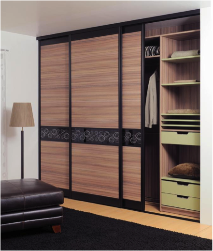 dressing am nagement placard dps ouverture. Black Bedroom Furniture Sets. Home Design Ideas