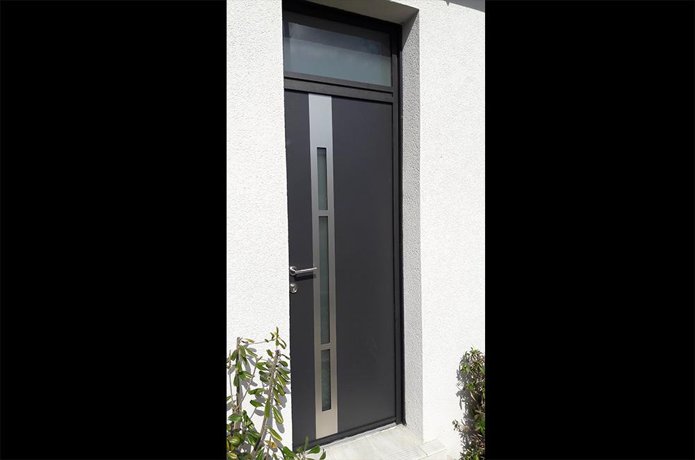 Porte fen tre pvc dps ouverture for Ouverture fenetre pvc
